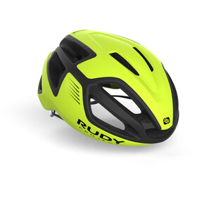 Rudy Project Spectrum Casco, yellow fluo/black matte